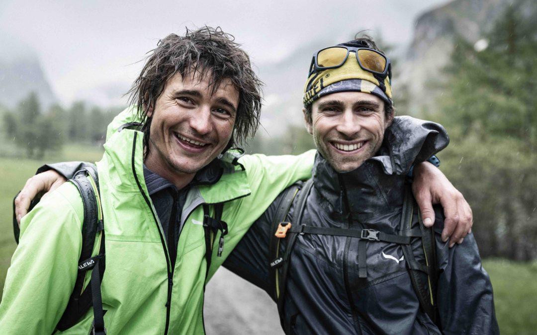 Gietl e Messini scalano Ortler, Cima Grande e Großglockner in 47 ore: il racconto dell'impresa