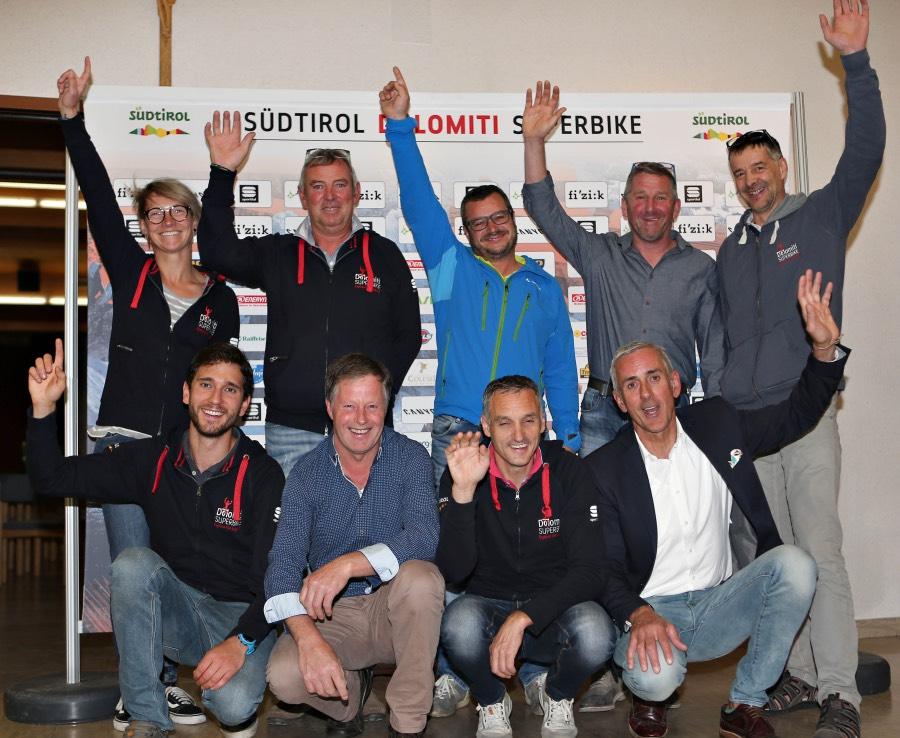 Comitato Organizzatore Dolomiti Superbike 2018