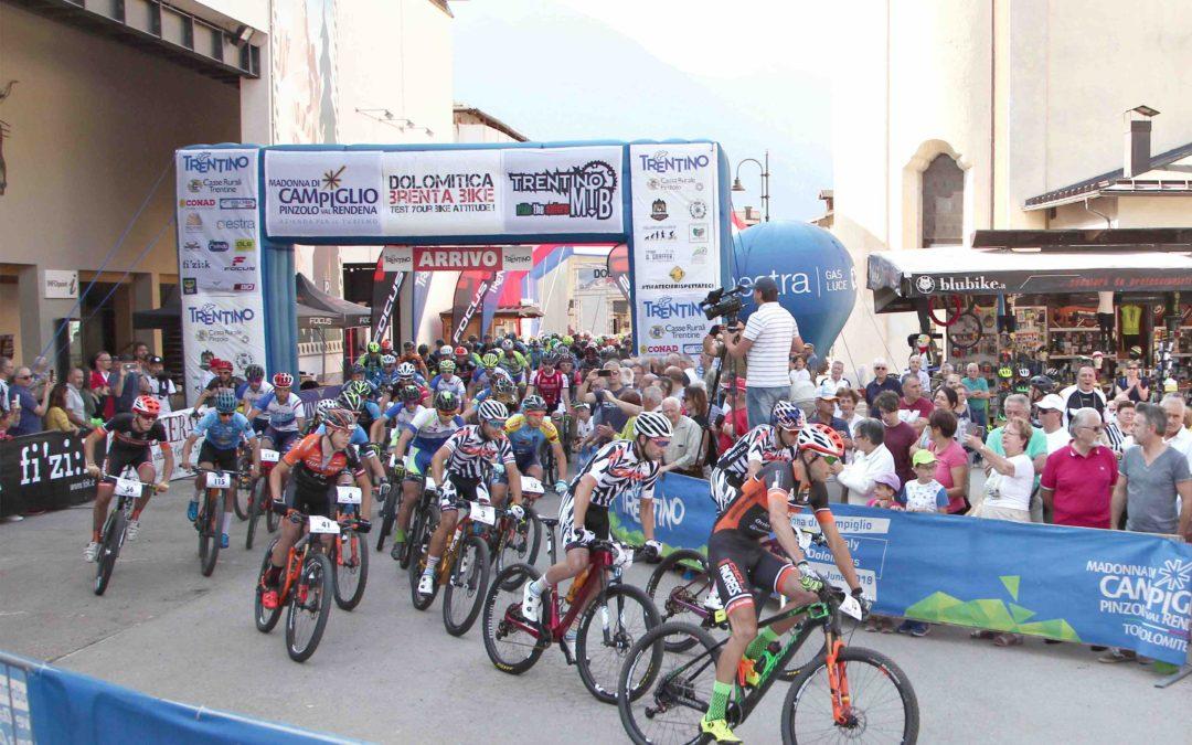Classifica Dolomitica Brenta Bike: il racconto della gara