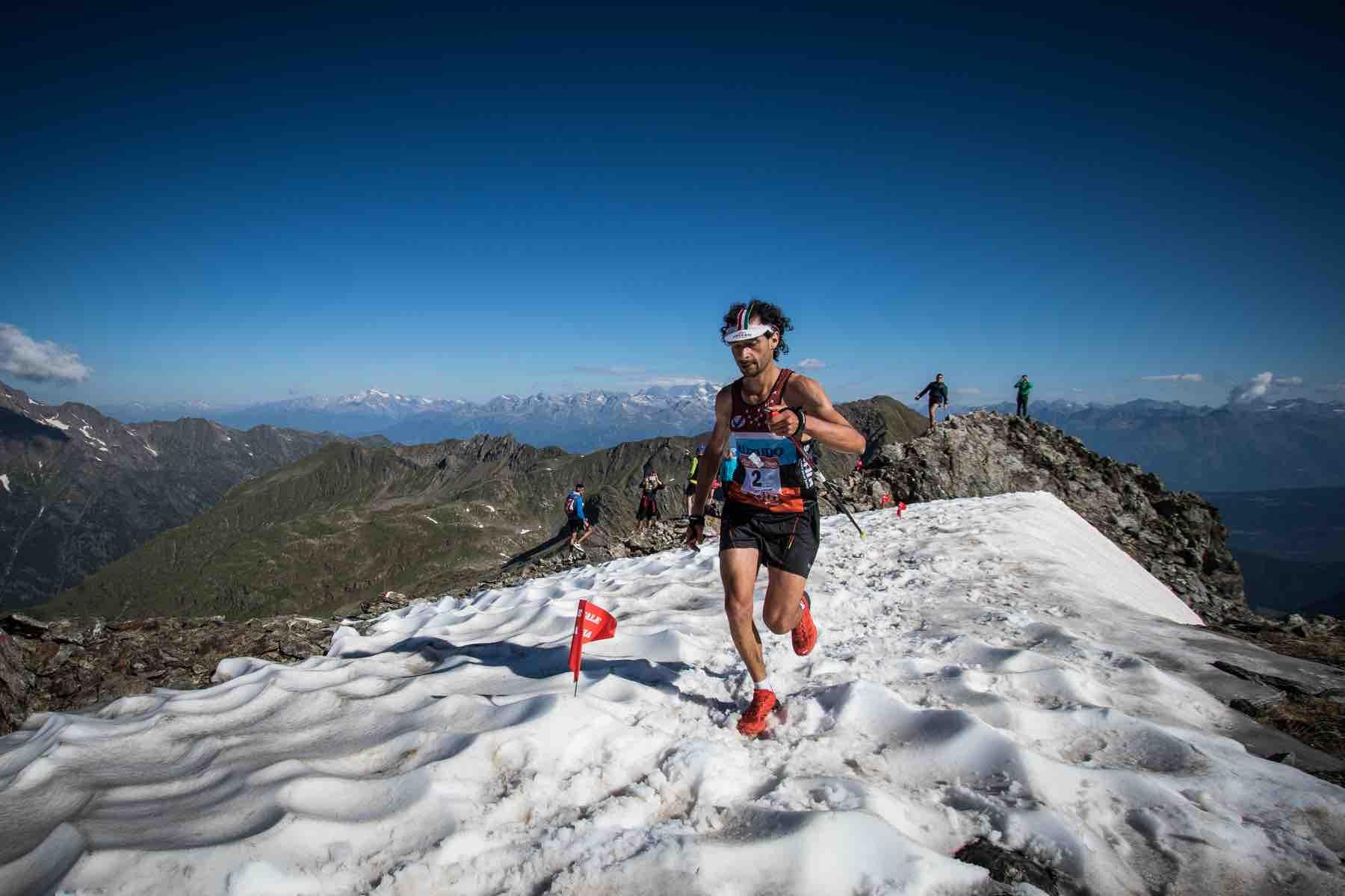 Minoggio in azione alla Maratona del Cielo 2018