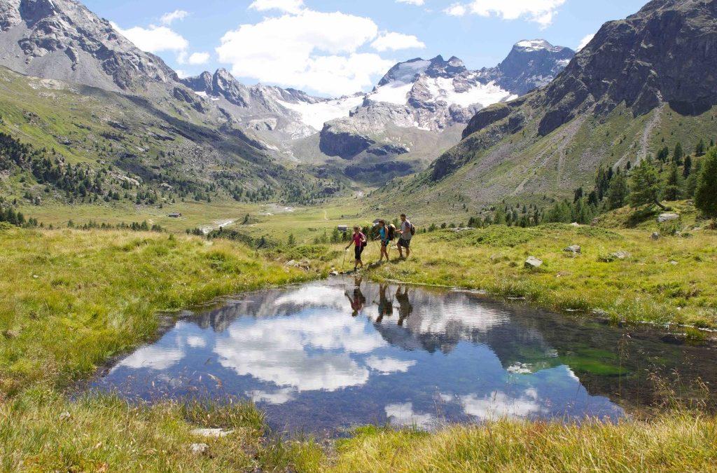 Trekking a Bormio: scopriamo i sentieri più belli