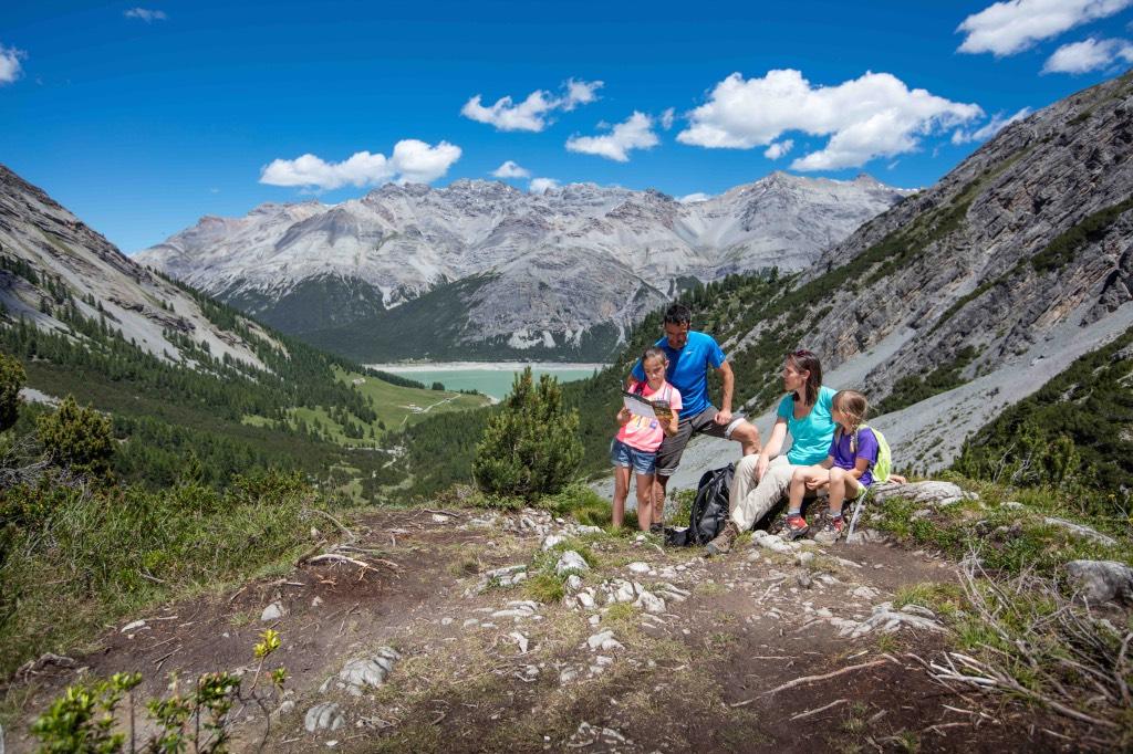 Val Trela Valdidentro, paradiso per camminate in famiglia - ph. Roby Trab