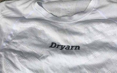 Maglie da running in Dryarn: la nostra prova correndo sulle Alpi