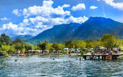 Laghi di Levico e Caldonazzo: vacanze d'estate in Valsugana