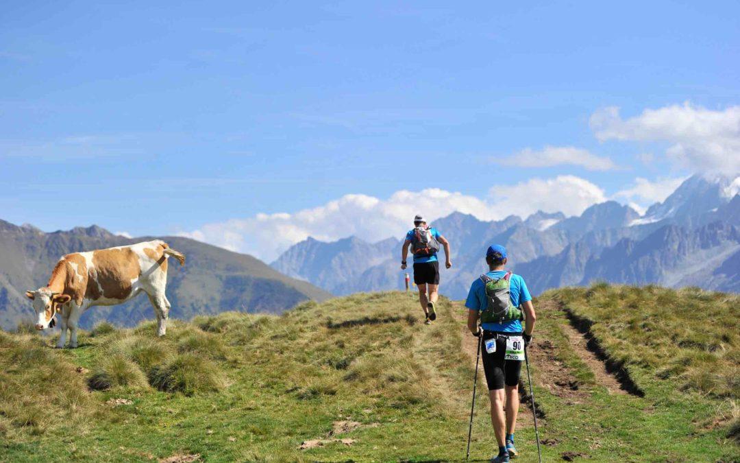 Classifica Adamello Ultra Trail: fotografie e racconto della gara