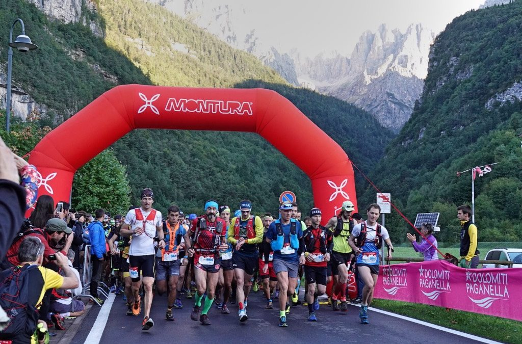 Classifica Dolomiti Brenta Trail