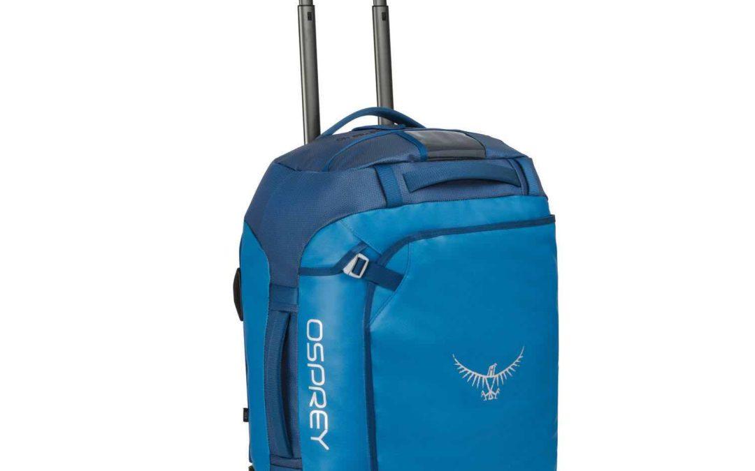 Osprey Rolling Transporter: il tuo borsone da viaggio