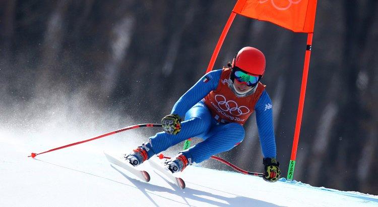 Federica Brignone torna sugli sci allo Stelvio