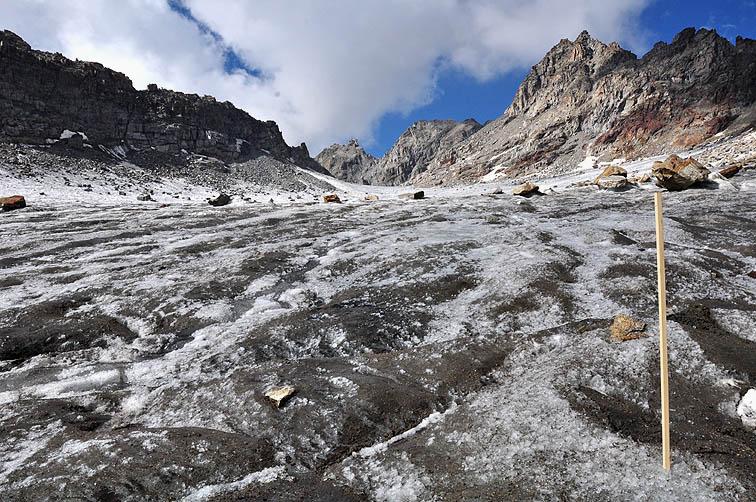Ciardoney: un ghiacciaio che parla alle persone