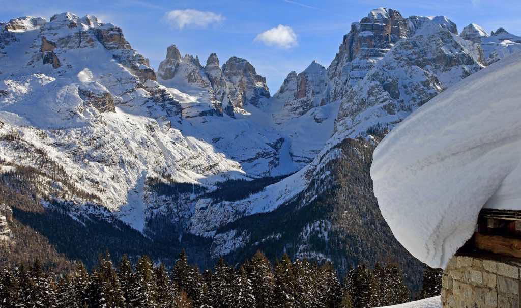 Madonna di Campiglio: neve, sci e vacanze glamour