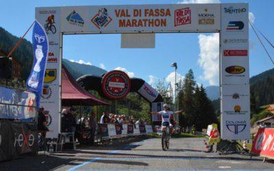 Classifiche Val di Fassa Marathon: grande mountain bike tra le Dolomiti