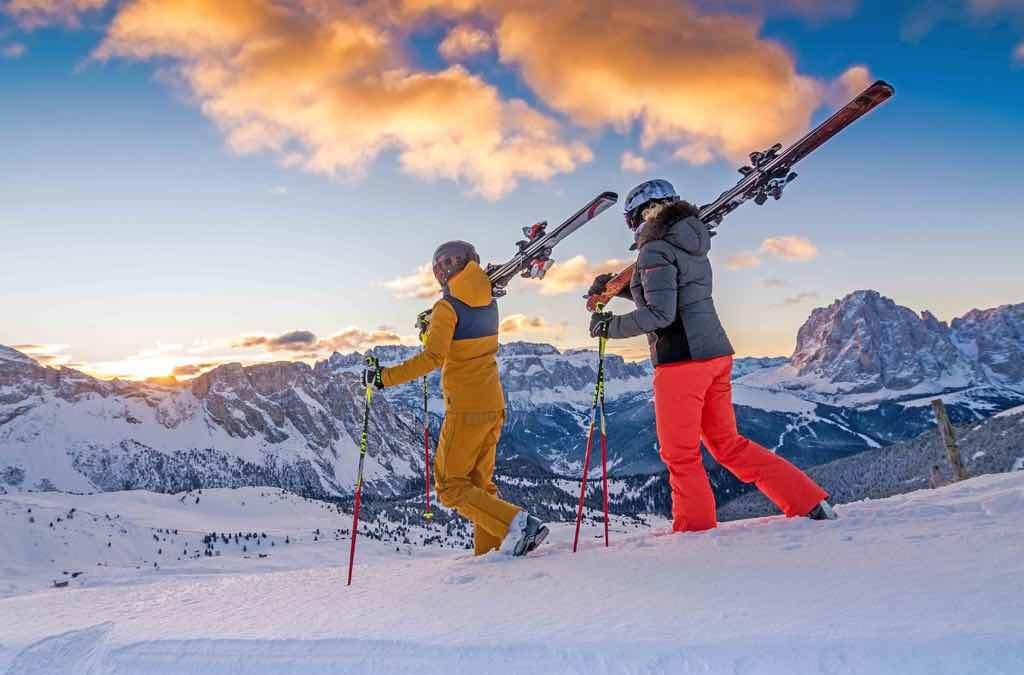 Covid-19: Dolomiti Superski chiude la stagione sciistica. Come richiedere i rimborsi