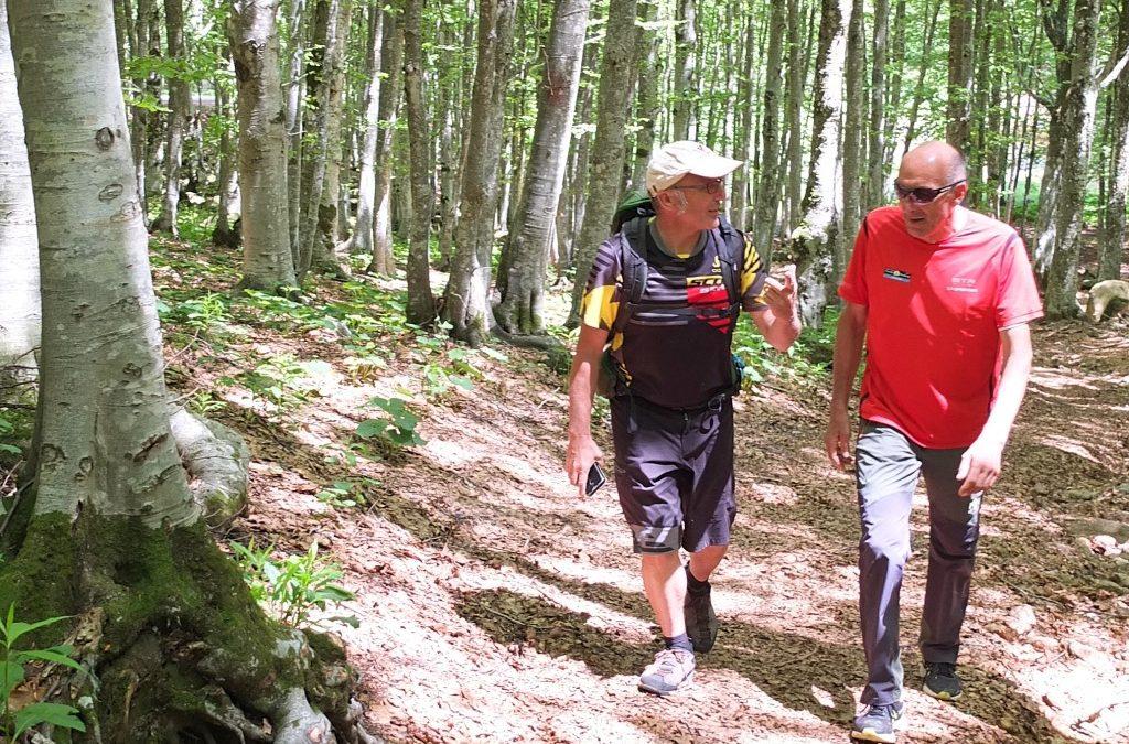 Trekking anello Monte Amiata: un sentiero di 27 km immerso nella natura. Il racconto della nostra esperienza