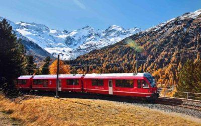 Trenino Rosso del Bernina: offerta autunno 2019