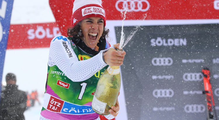 Classifica slalom gigante Courchevel 2019: Fede Brignone è superlativa