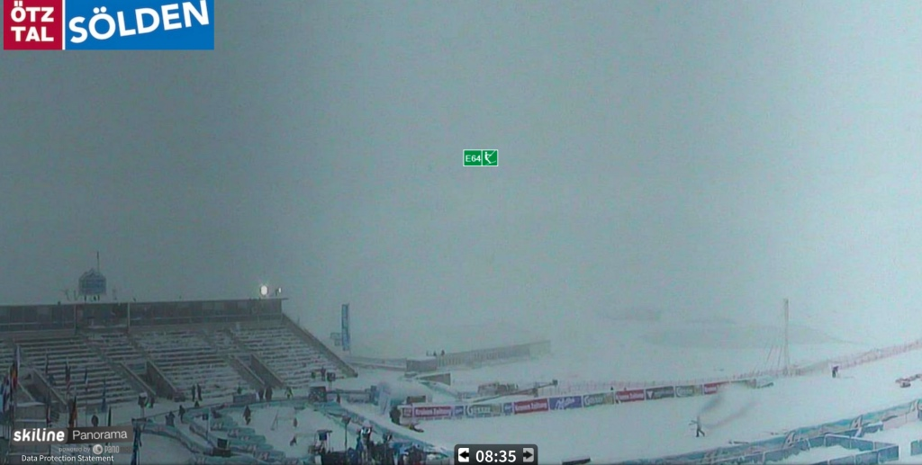 Coppa del Mondo di sci a Soelden – GARA MASCHILE CANCELLATA – Programma gare 27-28 ottobre – Orari TV