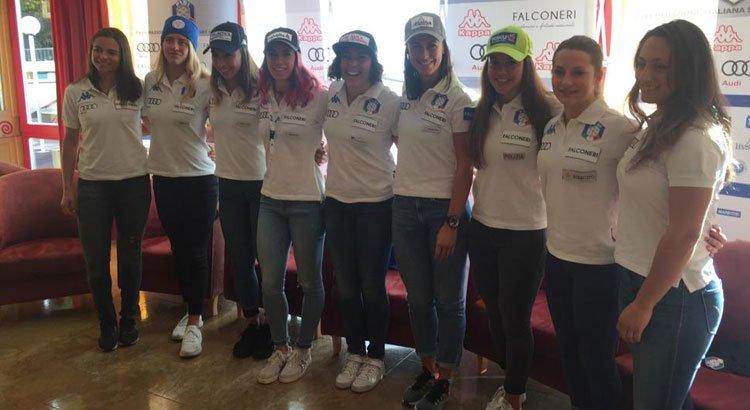 Gigante femminile di Sölden: dichiarazioni delle sciatrici italiane prima della gara