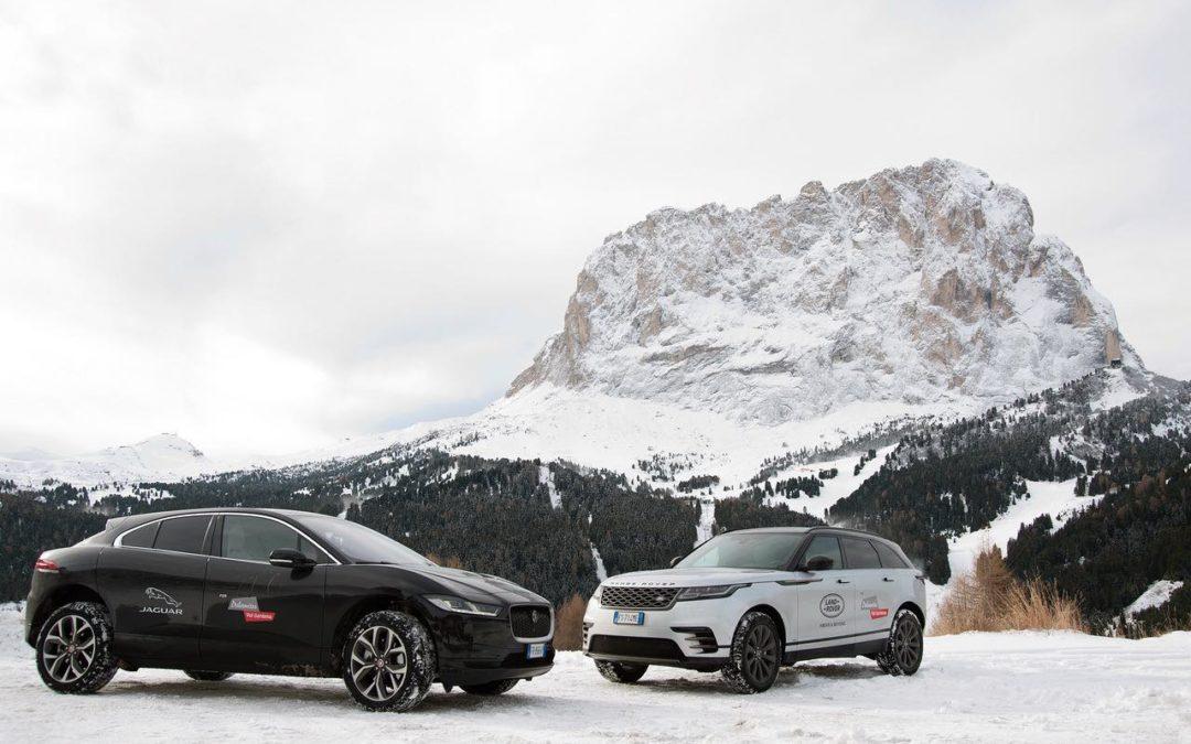 Val Gardena: sulle Dolomiti con Jaguar e Land Rover
