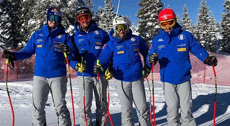 Coppa del Mondo di Sci: in Colorado allenamenti a -25°C