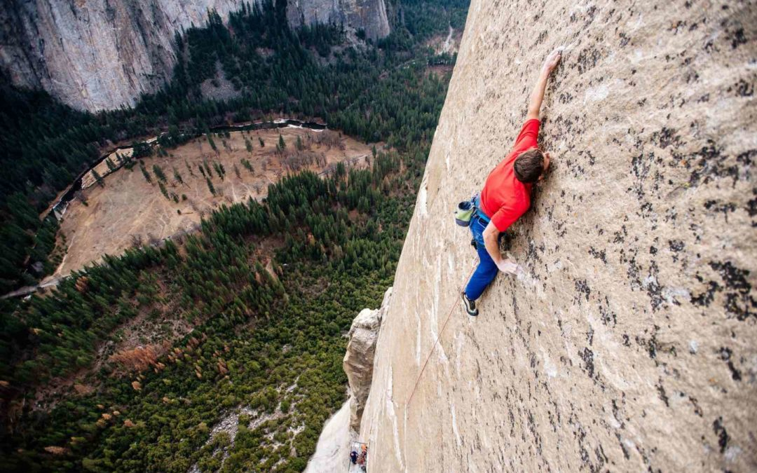 Il film The Dawn Wall al cinema: elenco 30 sale italiane e biglietti