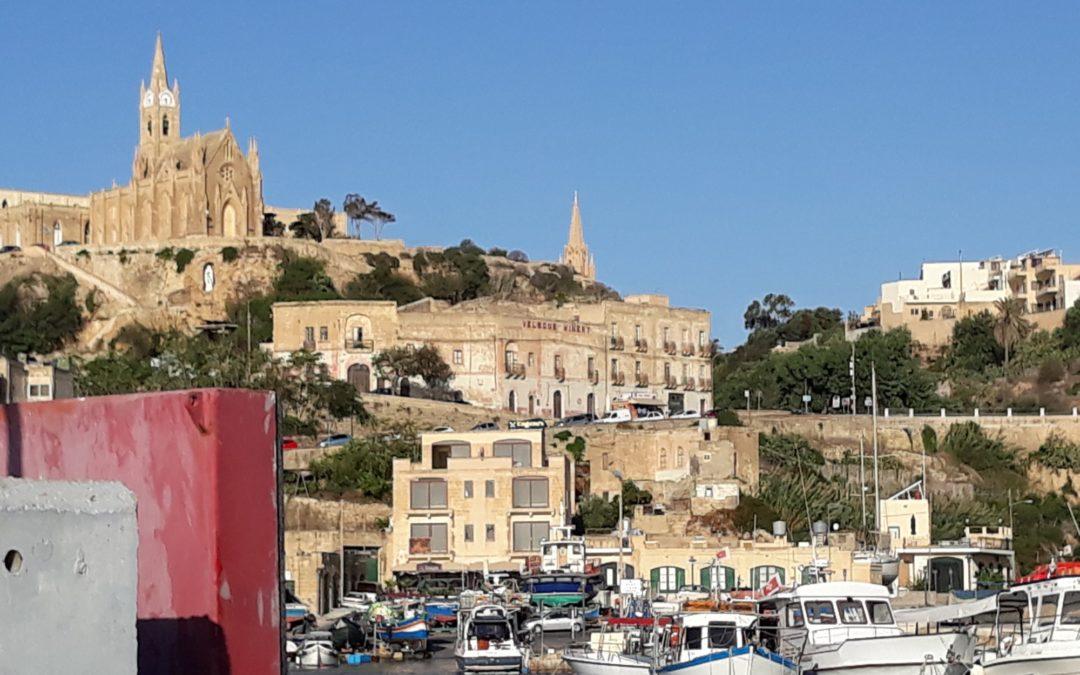 Crystal Lagoon:  esperienza Outdoor tra Malta e Gozo