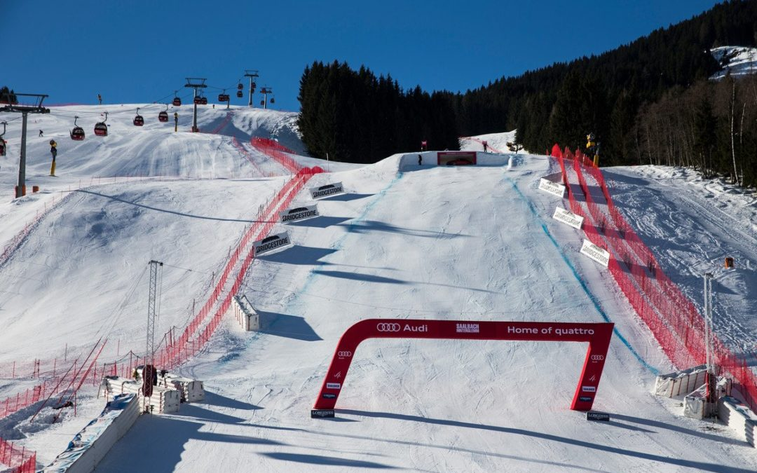 Classifica slalom gigante di Saalbach