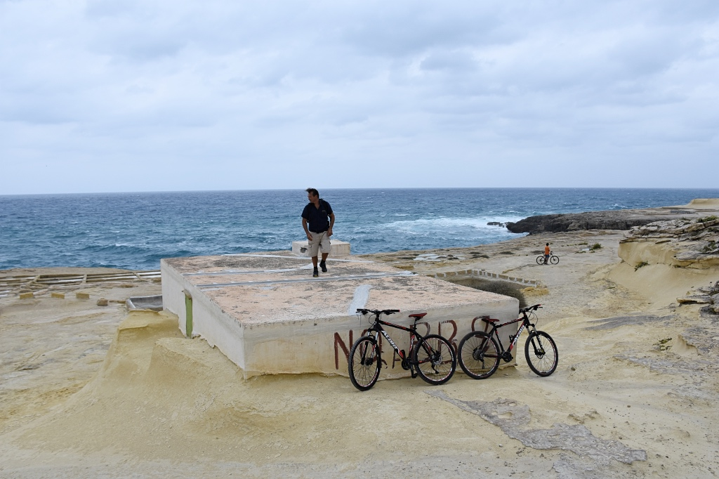 Malta in Mountainbike: isola di Gozo