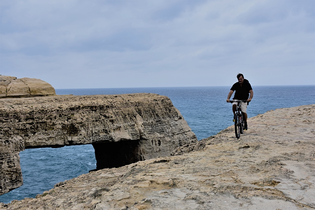 Tour in mountain bike isola di Gozo