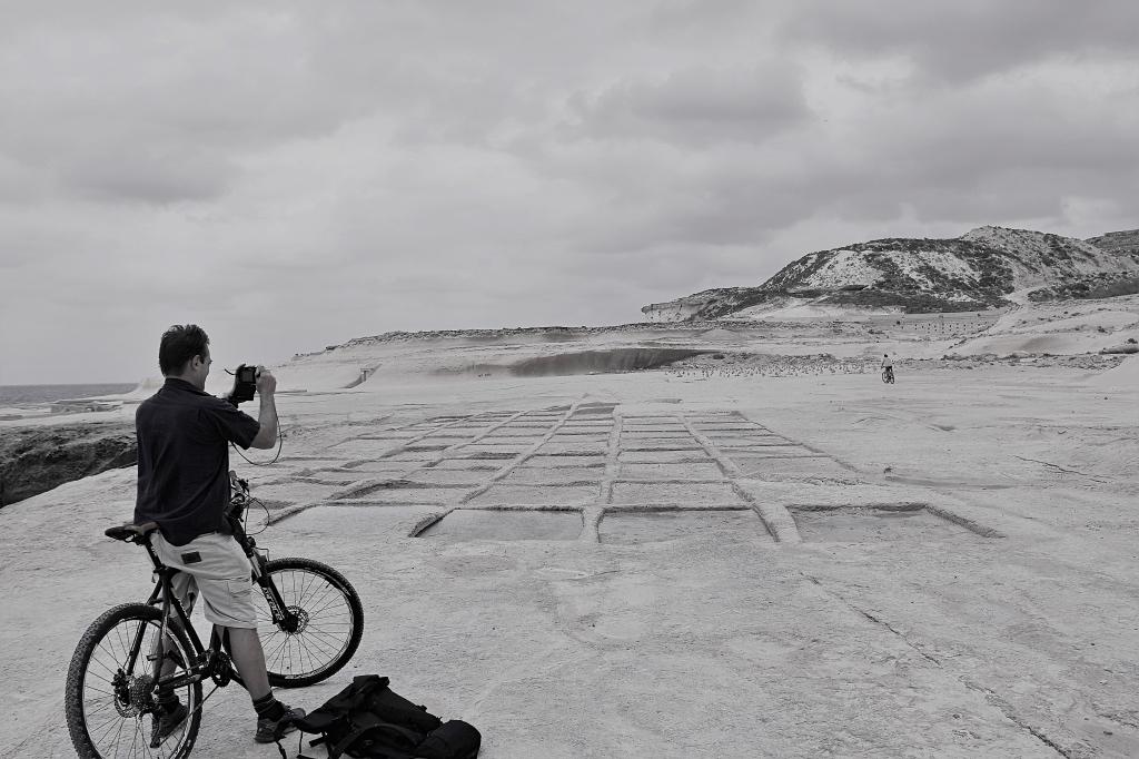 Saline dell'isola di Gozo, Malta