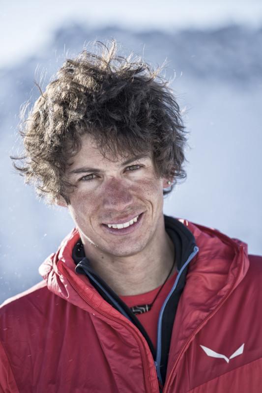 François Cazzanelli alpinista