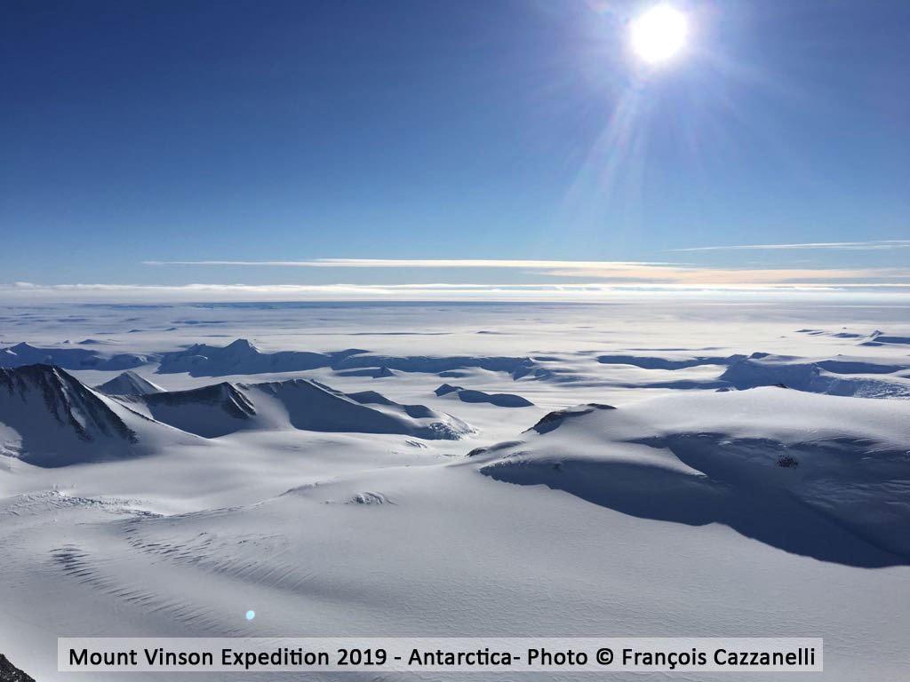 Francois Cazzanelli-spedizione monte Vinson Antartide