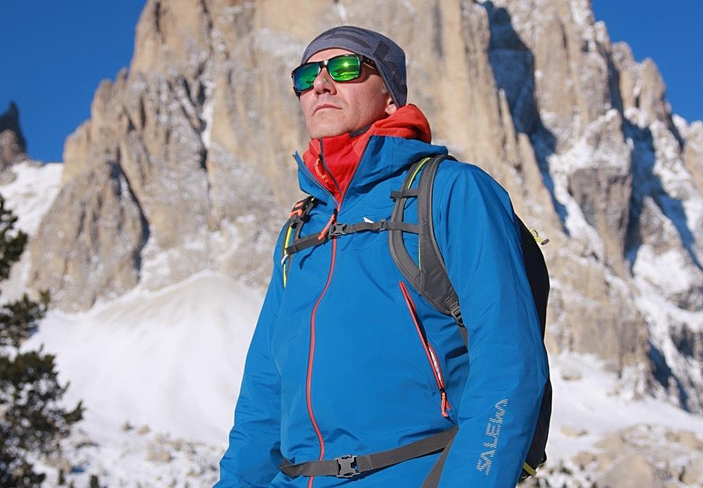 Salewa Scialpinismo In Sesvenna Per Ideale Gore Tex Giacca Lo 4qFnx6q