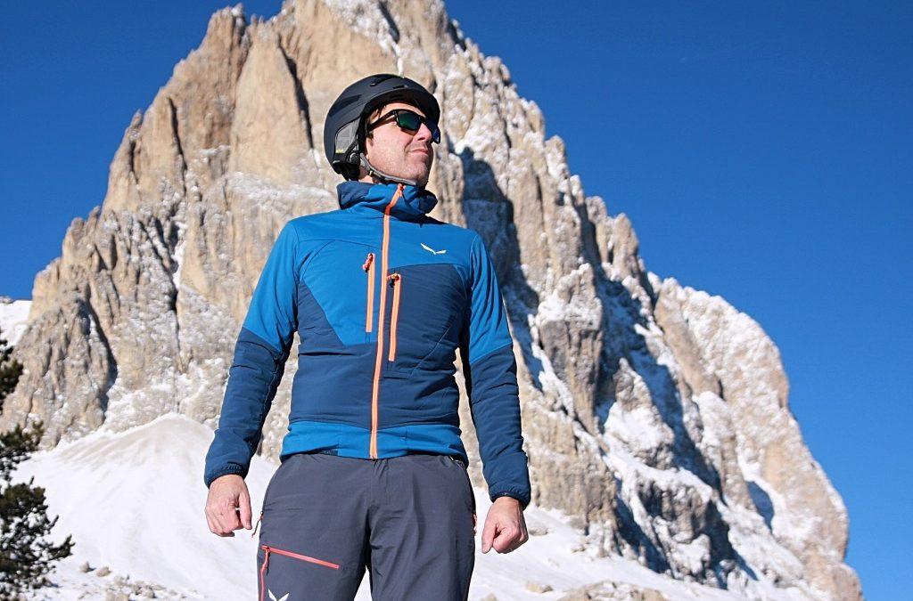 Giacca Sesvenna Polartec Alpha: nata per chi fa sport in montagna