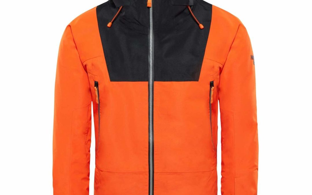 Backcountry con The North Face: giacca e salopette Ceptor