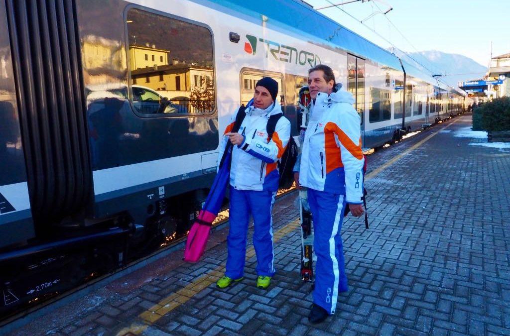 Treno della neve. Per sciare in Valtellina: orari Trenord, offerte, prezzi, biglietti online