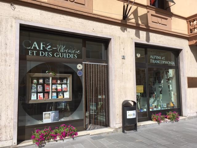 Café Librairie et des Guides