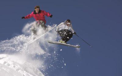 Con Trenord a sciare