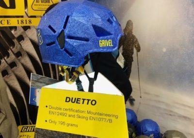 Casco Grivel Ispo 2019
