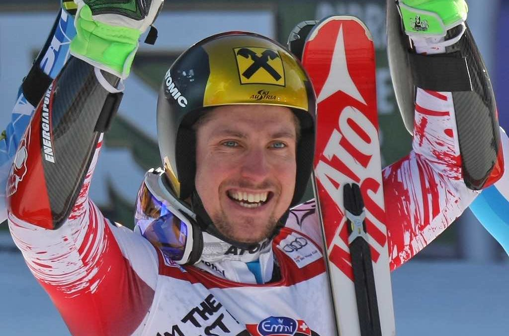 Classifica slalom speciale Are: podio tutto austriaco con Hirscher medaglia d'oro