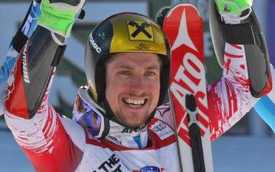 Classifica slalom speciale Are: podio tutto austriaco con Hirscher medaglia d'oro