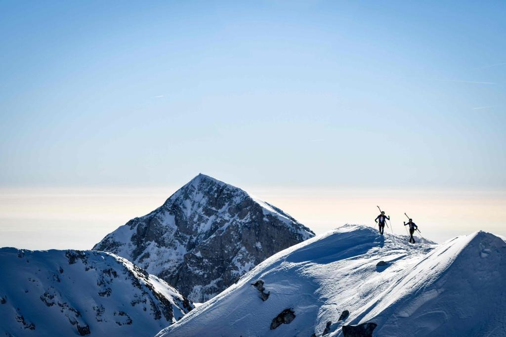 Scialpinimo, gara Transcavallo 2019