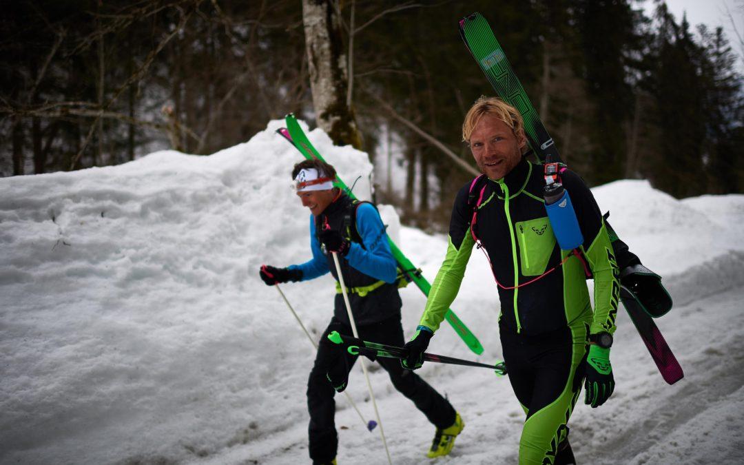Benedikt Böhm: record di attraversamento delle Alpi in 28h e 45′