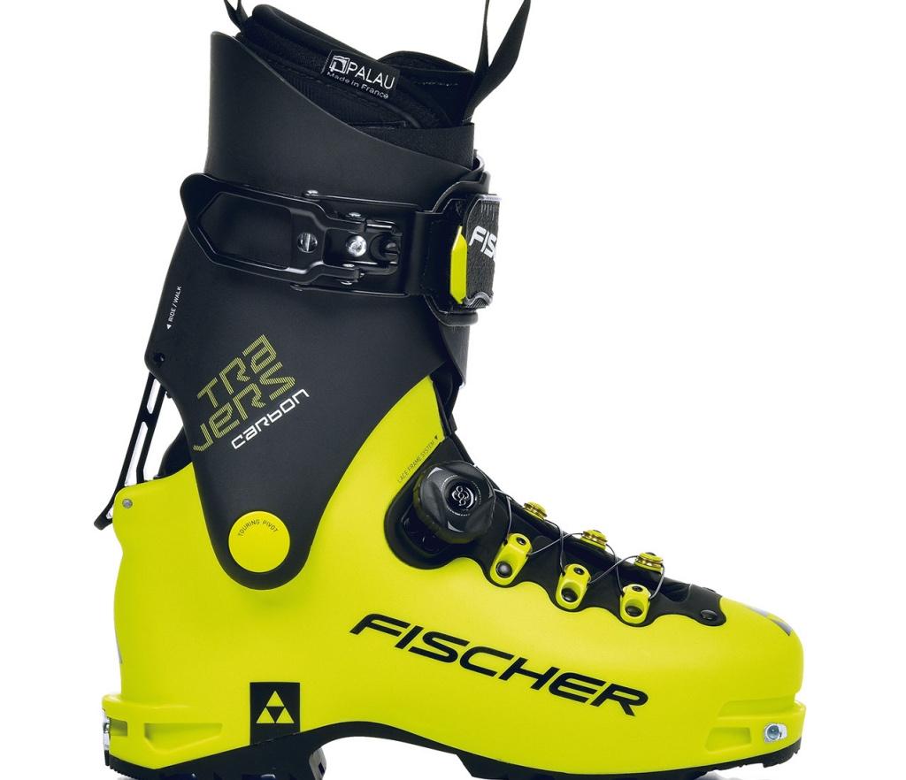 Scarponi Fischer Travers scialpinismo