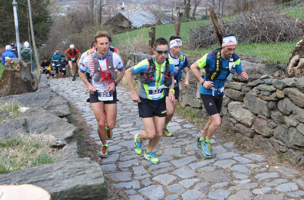 Classifica Tour Trail Valle d'Aosta: la I tappa a Enrica Perico e Dennis Brunod