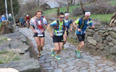 Classifica Tour Trail Valle d'Aosta: la I tappa a Enrica Perico e Dennis Brunod