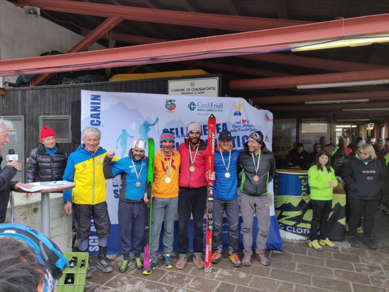 Classifica Sci Alpinistica del Monte Canin