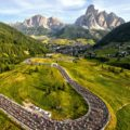Maratona Dles Dolomites: passo Campolongo
