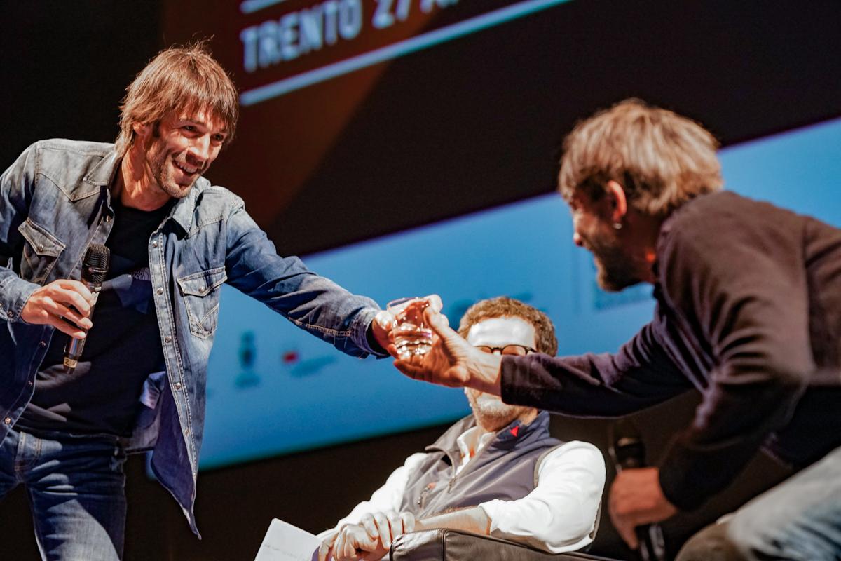 Barmasse e Solduni al Trento Film Festival 2019