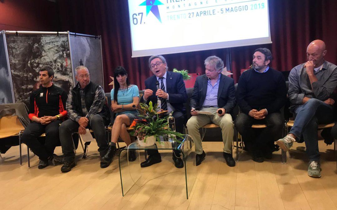 La montagna-terapia al Filmfestival di Trento 2019, con Anna Torretta e Gnaro Mondinelli