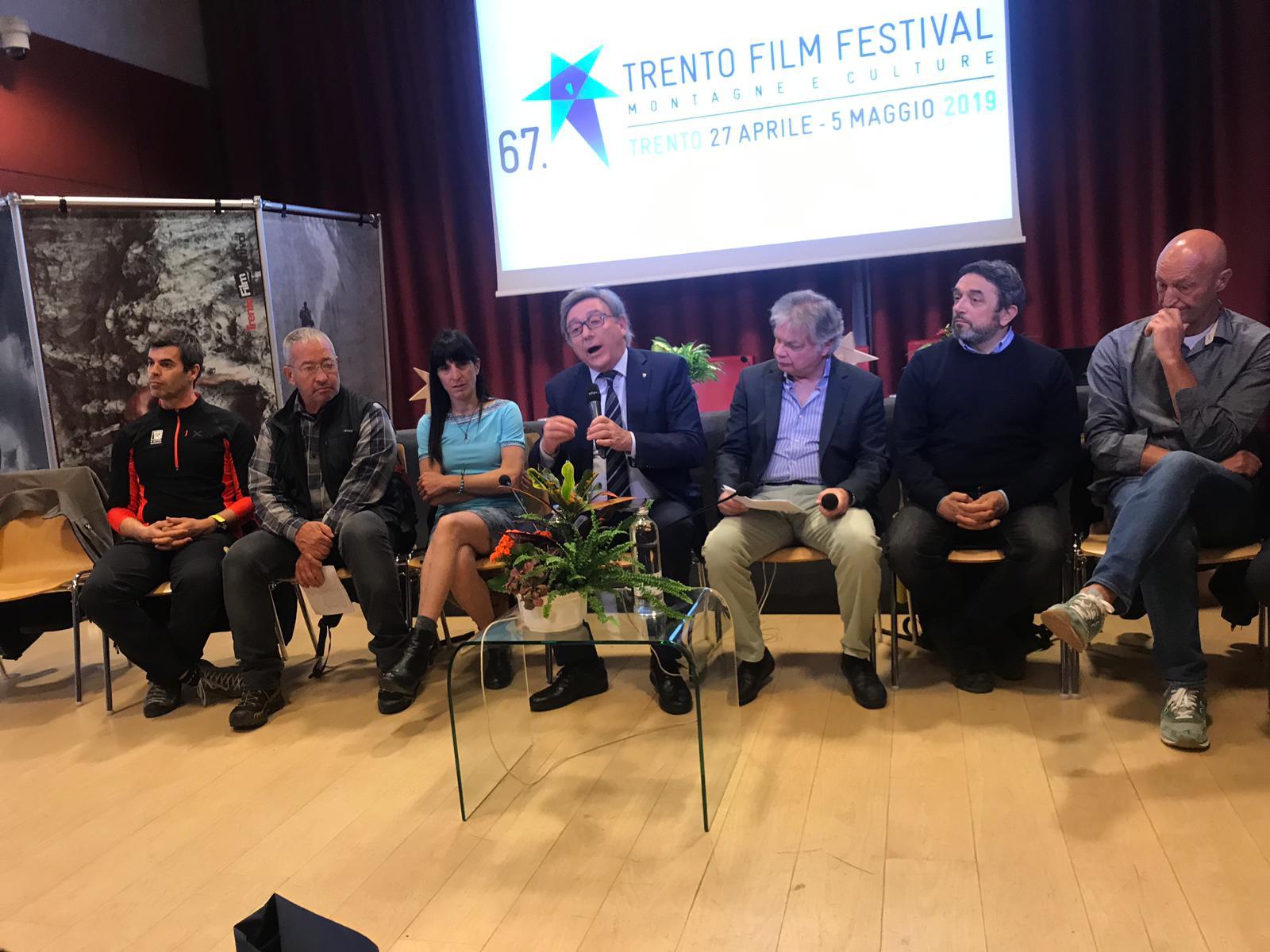 Anna Montagna terapia al Trento Festival 2019